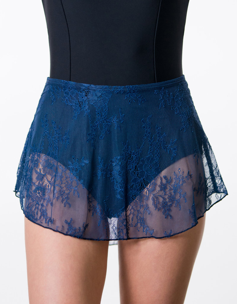 Suffolk 1009A Moonlit High Low Pull-On Skirt