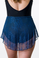 Suffolk 1009C Moonlit High Low Pull-On Skirt Tween