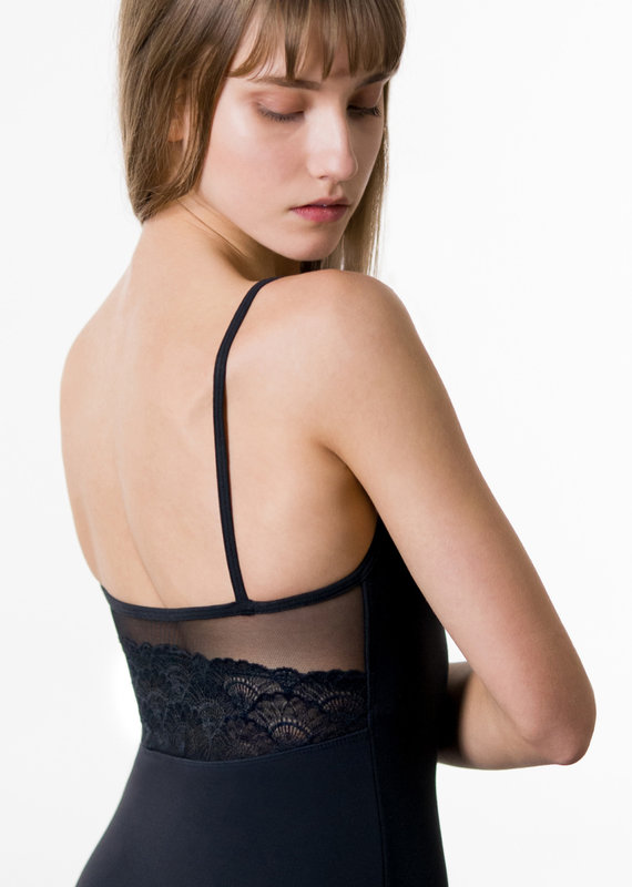 Suffolk 2337A Holiday Lace Trim Camisole