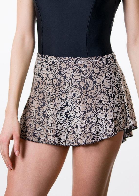 Suffolk 1009C Winter High Low Pull-On Skirt Tween