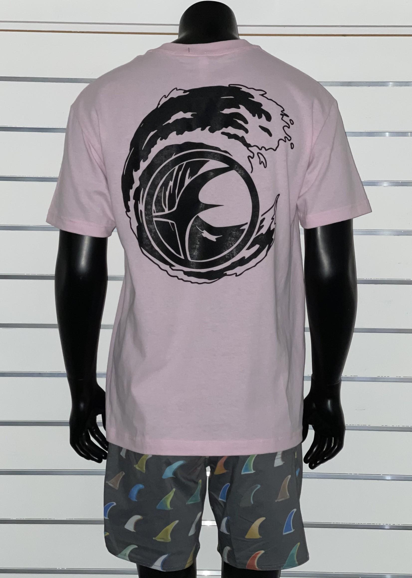 FYM Logo Wave T-shirt