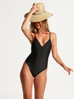Volcom Simply Solid One-Piece