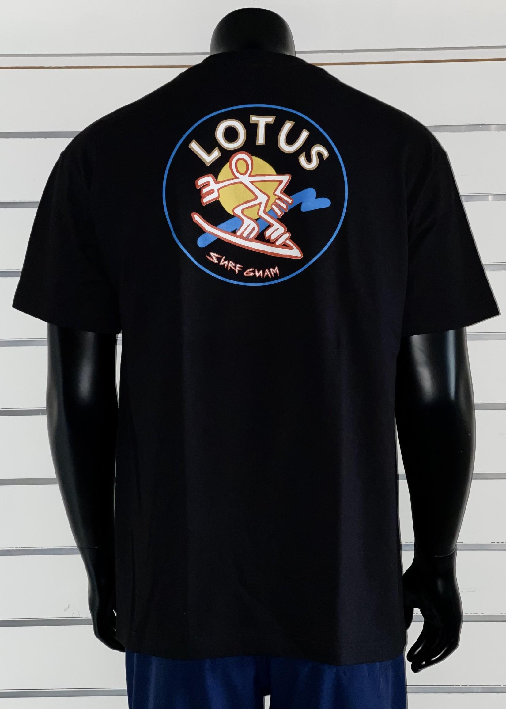 LOTUS Lotus Stickman Tee