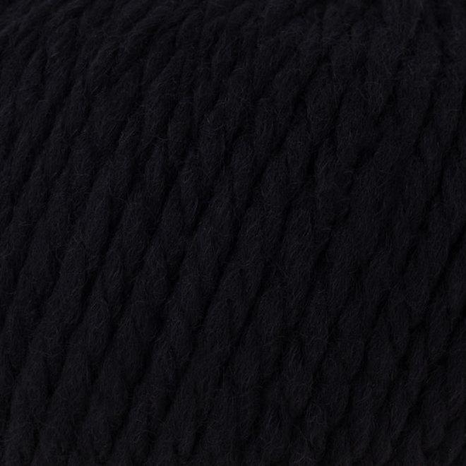 Big Wool 008 Black