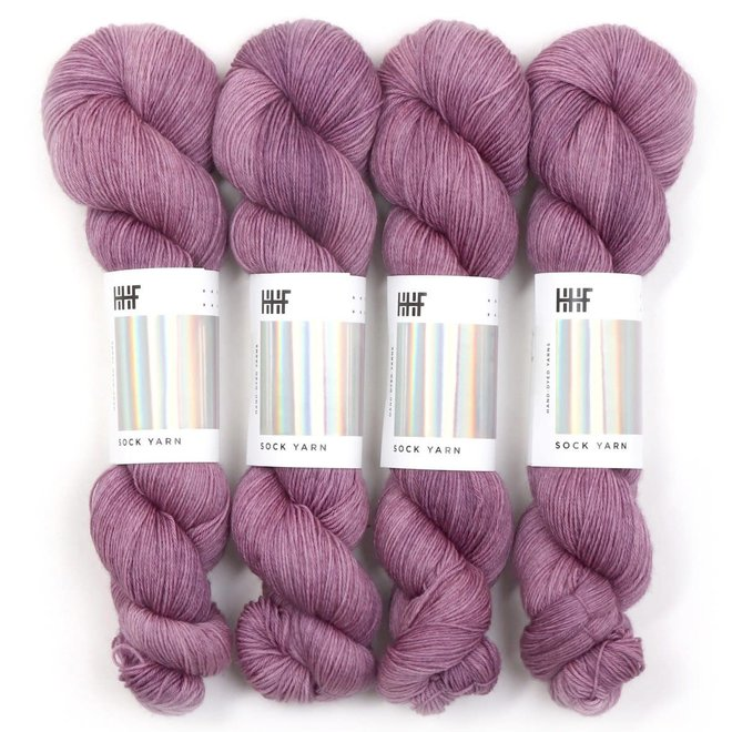 Sock Yarn Purr