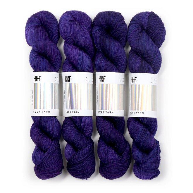 Sock Yarn Purple Reign