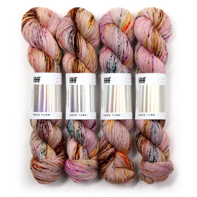 Sock Yarn Iris