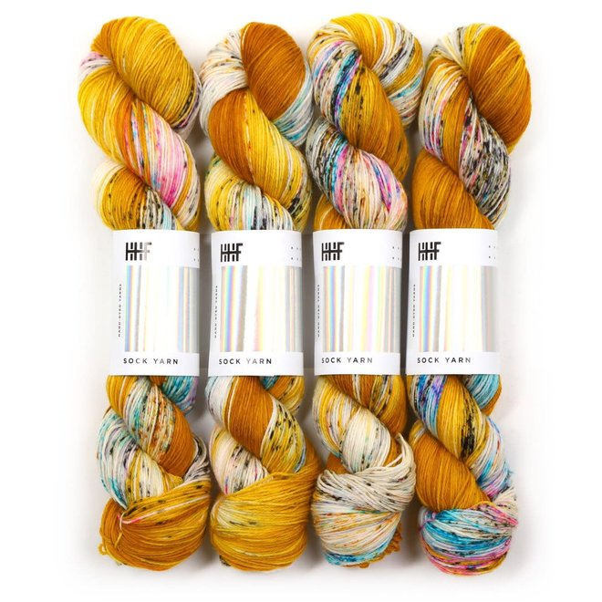 Sock Yarn Fool's Gold