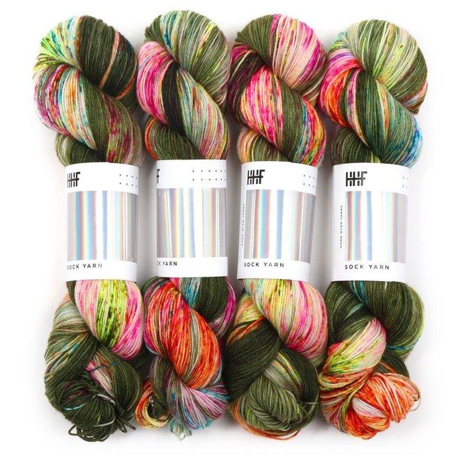 Sock Yarn DRK
