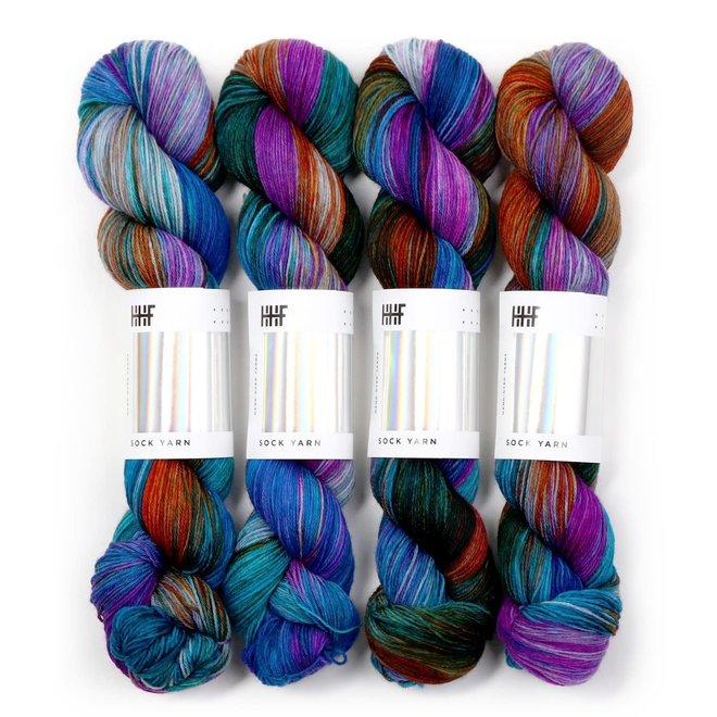 Sock Yarn Dragonfly