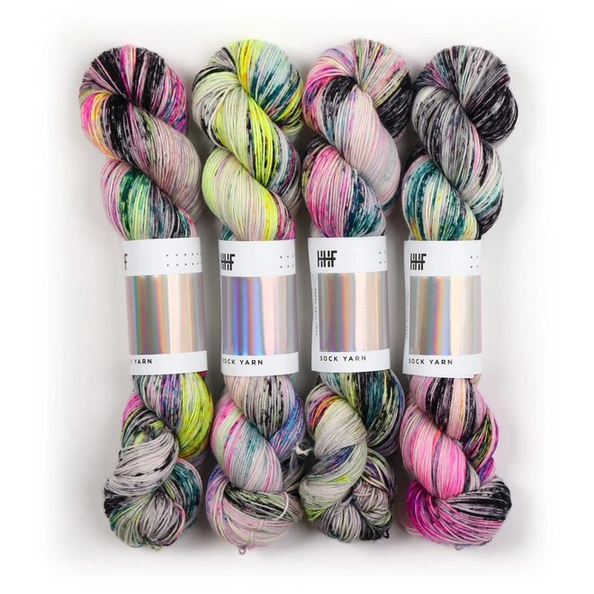 Sock Yarn Comeback