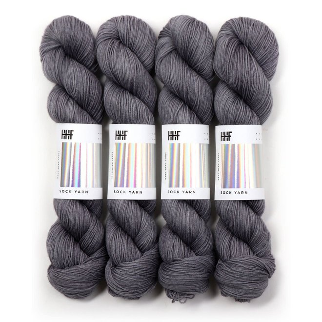 Sock Yarn Cinder