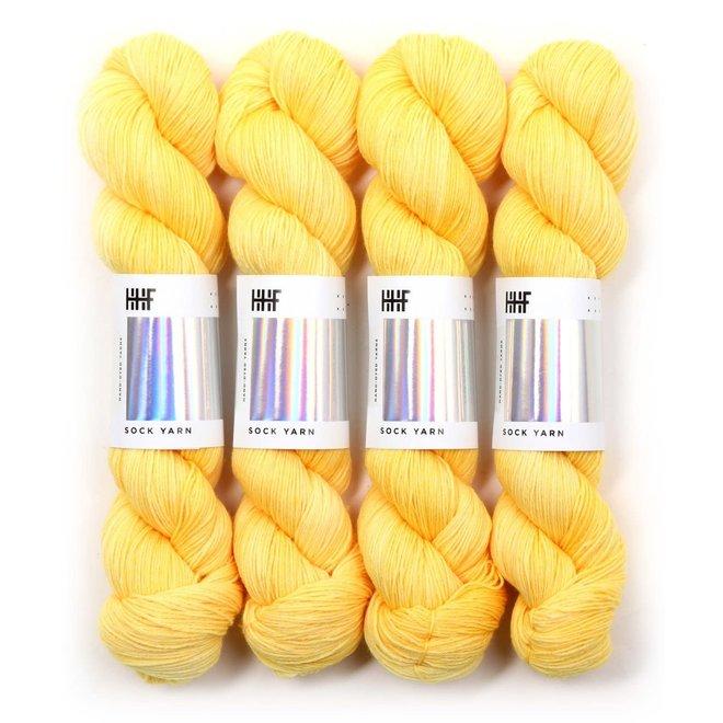 Sock Yarn Butter