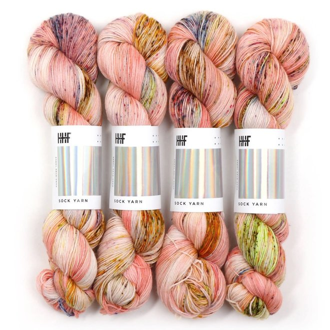 Sock Yarn Bloom