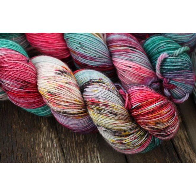 Smooshy Cashmere Blend Sock Riot Girls
