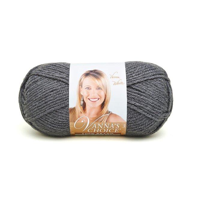 Vanna's Choice 151 Charcoal Grey