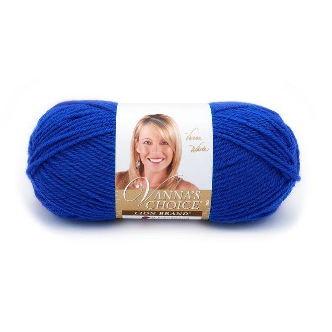 Vanna's Choice 117 Electric Blue
