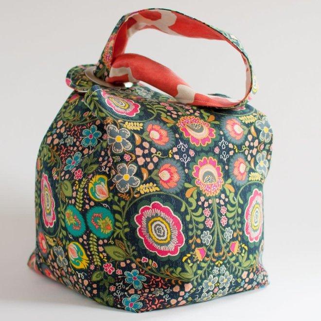 Garden Party Dumpling Bag Large