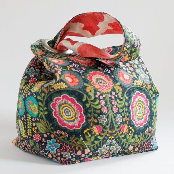 Garden Party Dumpling Bag Medium