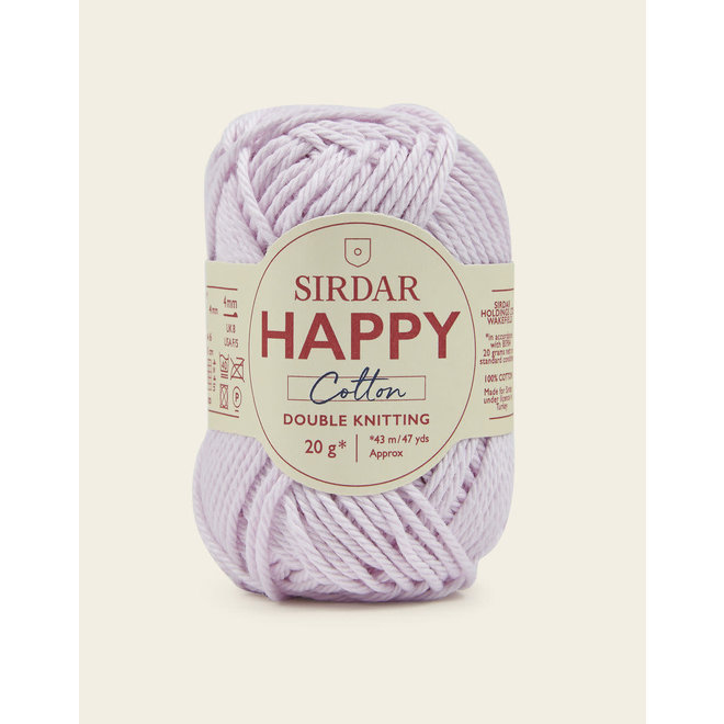 Happy Cotton DK 766 Frilly