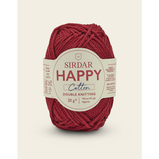 Happy Cotton DK 791 Chilli