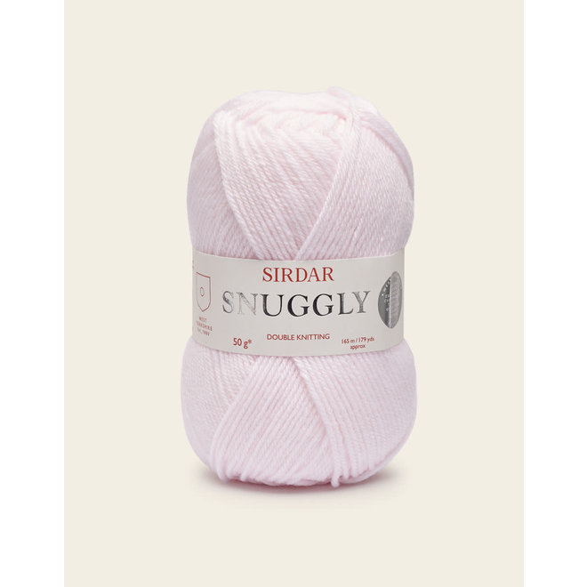Snuggly DK 302 Pearly Pink