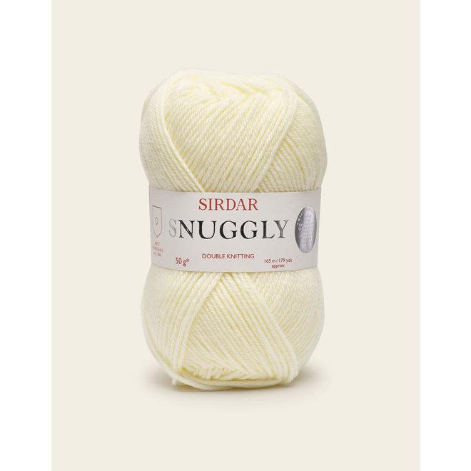 Snuggly DK 320 Pastel Lemon