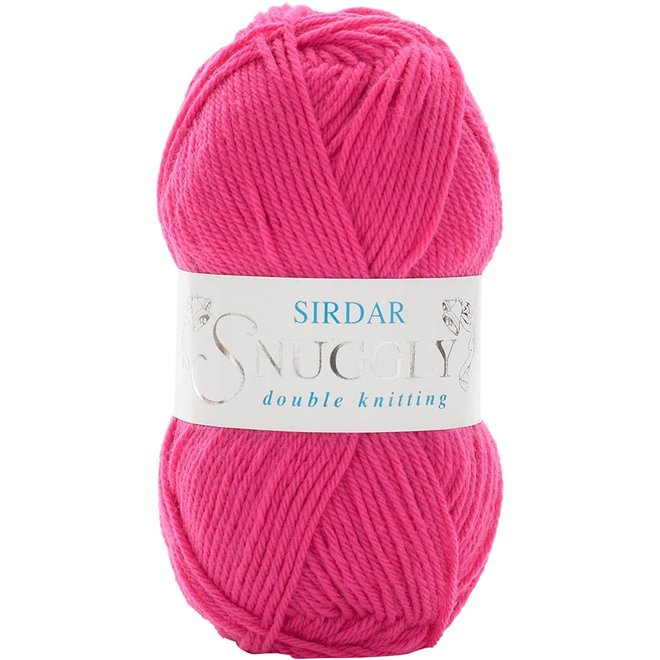 Snuggly DK 350 Spicy Pink