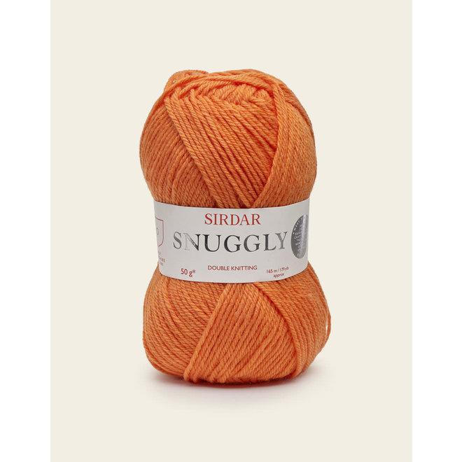 Snuggly DK 489 Tangerine
