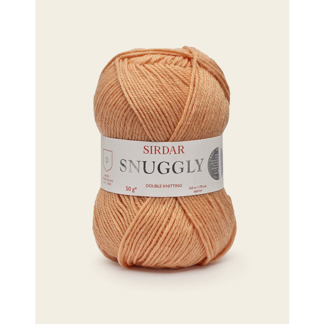 Snuggly DK 495 Apricot