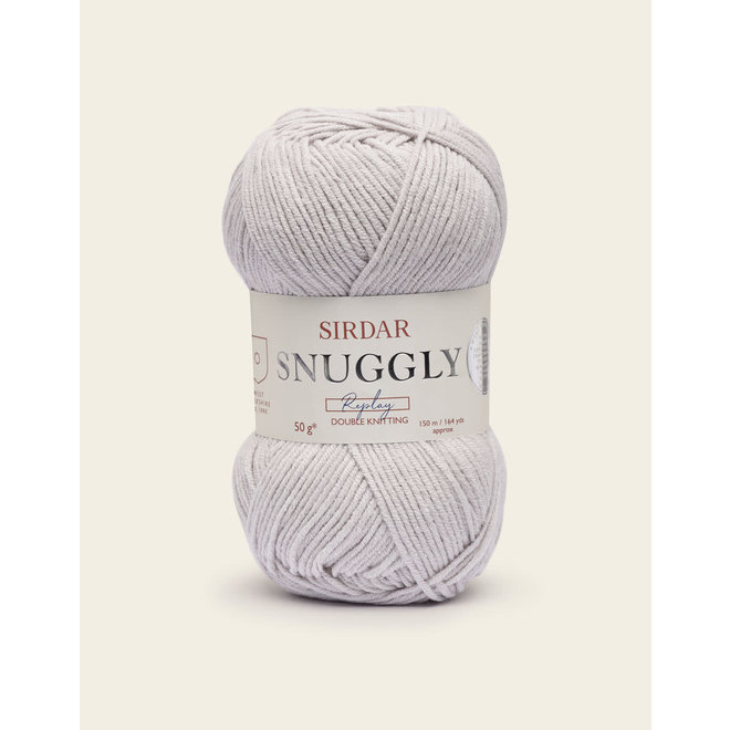 Snuggly Replay DK 0102 Surfs Up Silver