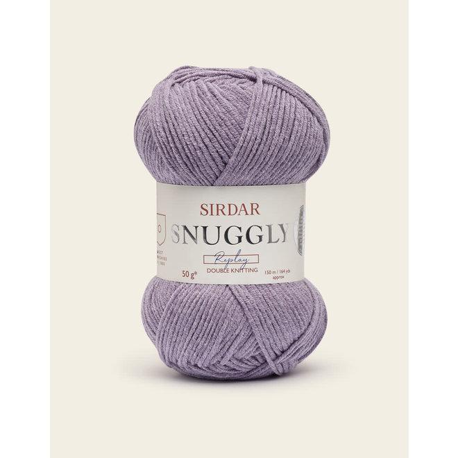 Snuggly Replay DK 0115 Pogo Purple
