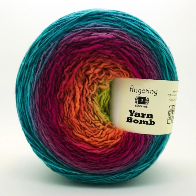 Freia Fine Handpaint Yarns