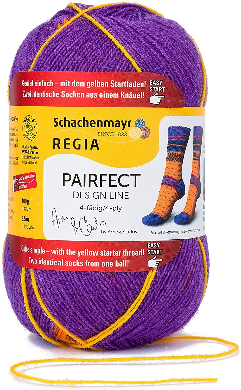 4-Ply Pairfect Sock by Arne & Carlos