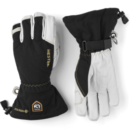 HESTRA Army Leather GTX Glove Black