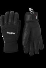 HESTRA Vertical Cut CZone Glove Black/Black