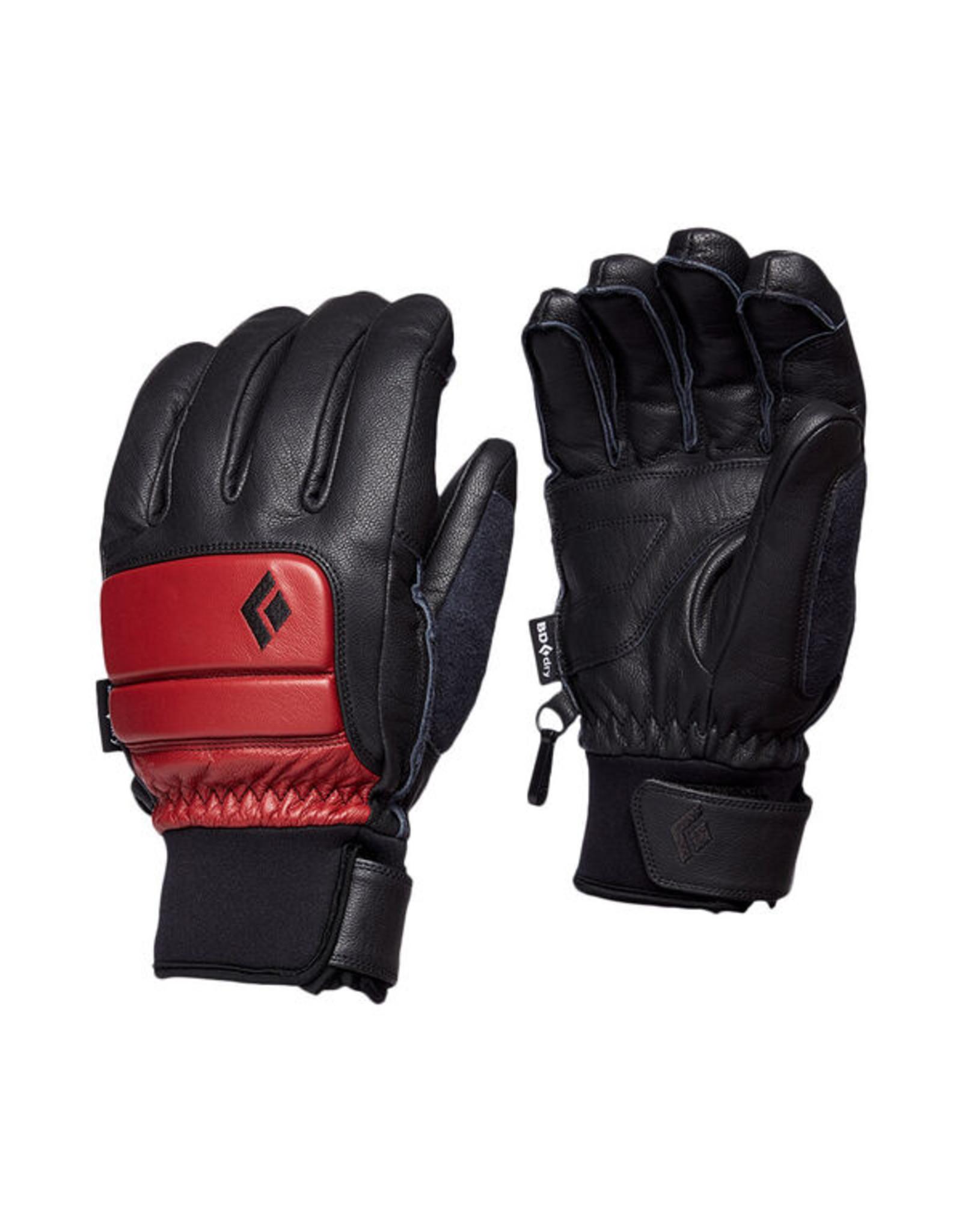 BLACK DIAMOND Spark Gloves Dark Crimson
