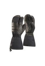 BLACK DIAMOND Guide Finger Gloves Black
