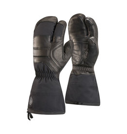BLACK DIAMOND Guide Gore-Tex Finger Gloves Black