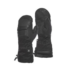 BLACK DIAMOND Solano Heated Gore-Tex Mitts Black