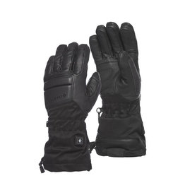 BLACK DIAMOND Solano Heated Gore-Tex Gloves Black