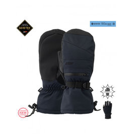 POW Wayback Gore-Tex Long Mitt Black