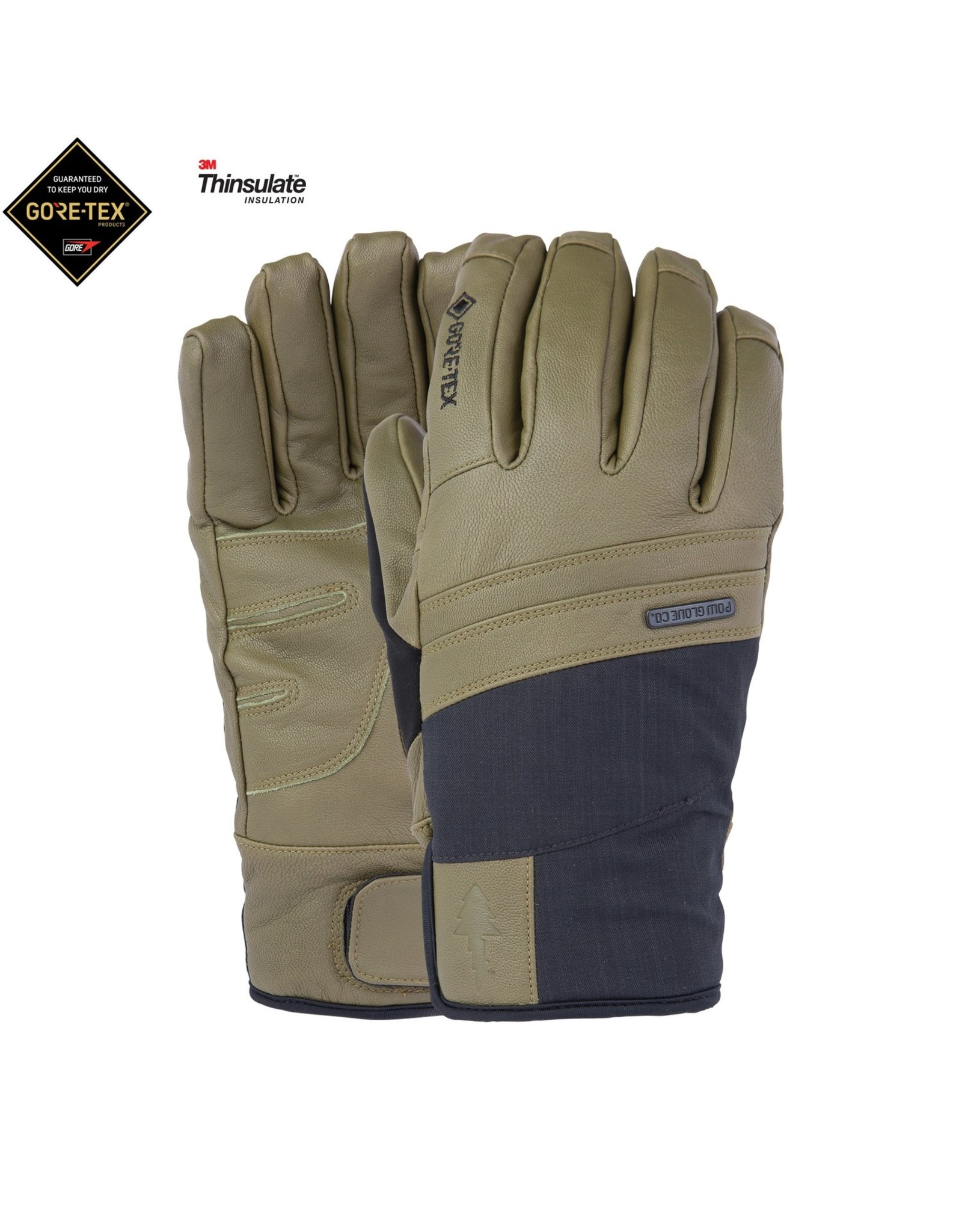 POW Royal Gore-Tex Glove Military Olive