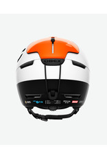 POC Obex BC SPIN Hydrogen White/Fluorescent Orange AVIP