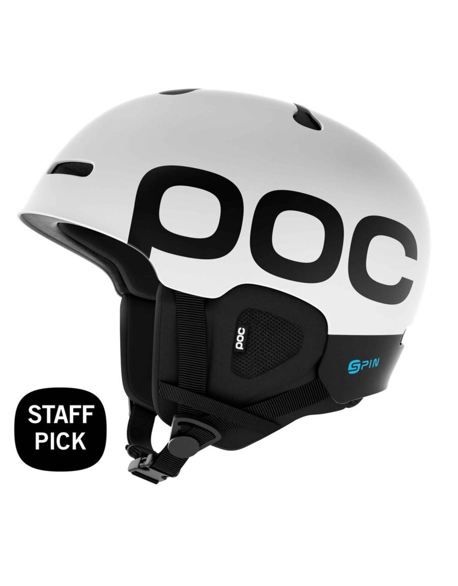 POC Auric Cut BC Spin Hydrogen White