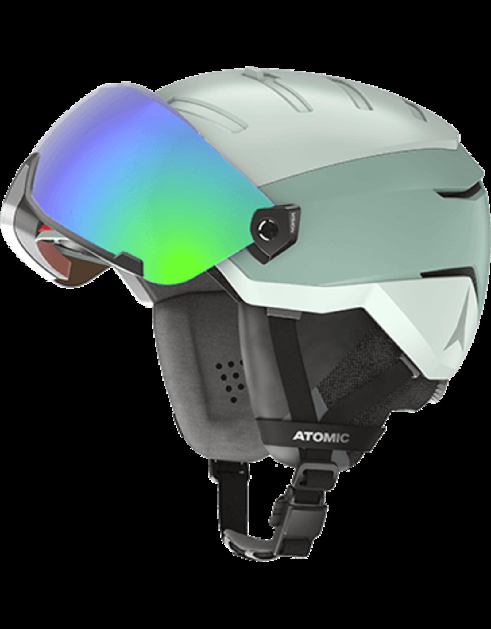 ATOMIC Savor GT AMID Visor HD  Mint