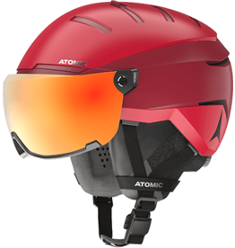 ATOMIC Savor GT AMID Visor HD  Red