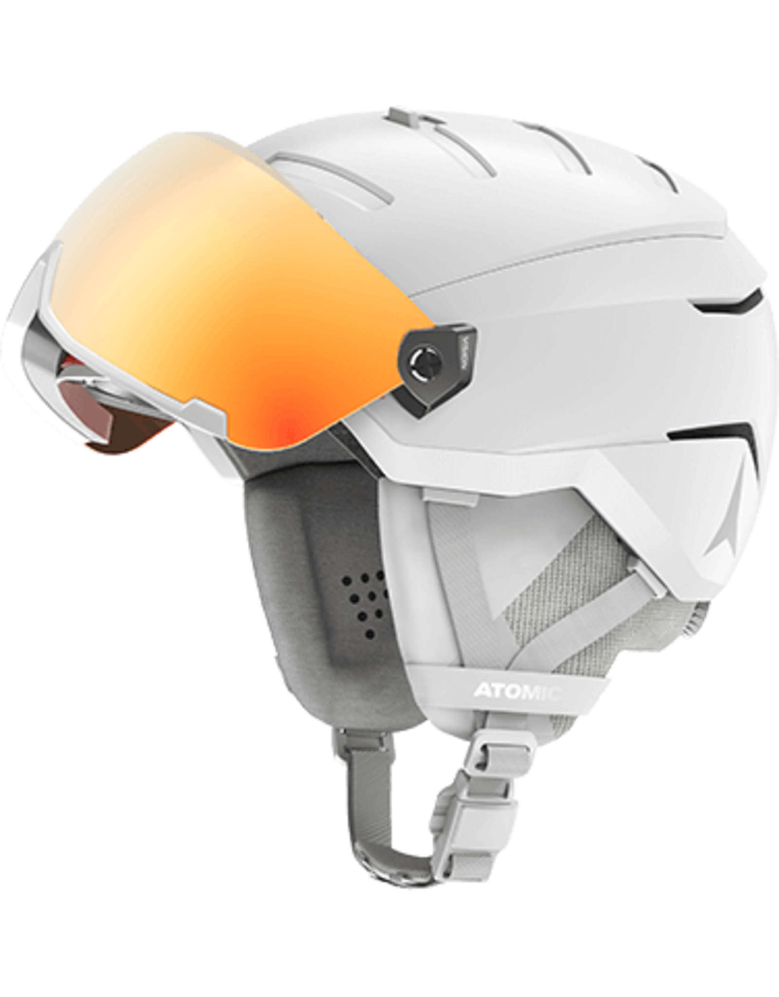 ATOMIC Savor GT AMID Visor HD White