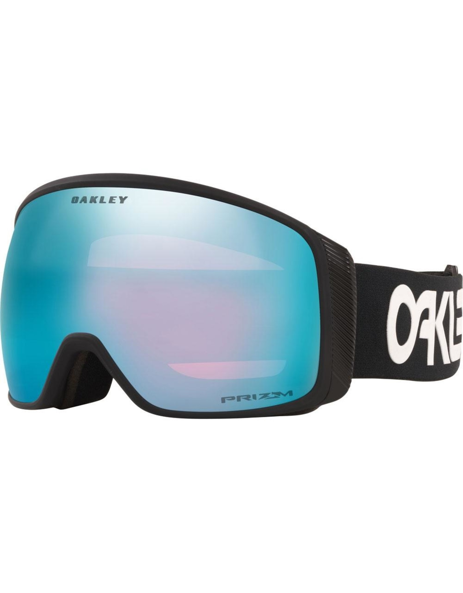 OAKLEY Flight Tracker XL  Factory Pilot Black  w/Prizm Sapphire Iridium