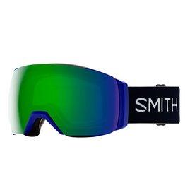 SMITH I/O MAG XL  Klein Blue Green w/Chromapop Everydy Green Mirror and Storm Rose Flash